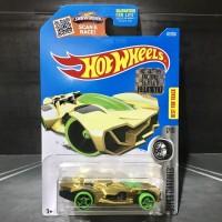 Hot Wheels Rev Rod Super Chromes Series Factory Sealed 2016 Gold
