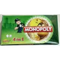 Jual  Mainan Monopoli 4 in 1 Internasional  ma KODE SS6752 Murah
