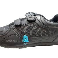 Jual SP : sepatu anak sekolah futsal hitam polos berkualitas (Speedway Ken) Murah
