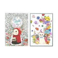 Jual AQ7243 Jetoy Cat Coloring Book  Buku Gambar  Bu KODE X7243 Murah