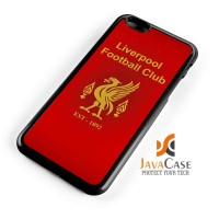 Liverpool FC LFC Logo 3 iPhone Case 4 4s 5 5s 5c 6 6s 7 Plus