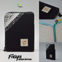 Jual Al Quran / AlQuran Rainbow Pelangi Fasya Madina Ukuran A6 NON TERJEMAH Murah