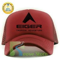 Topi Trucker Eiger Tropical Adventure - Reove Store