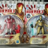 action figure Ironman 4 inchi