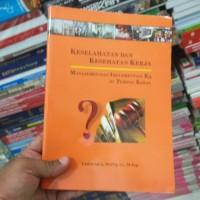 buku keselamatan dan kesehatan kerja k3 tarwaka