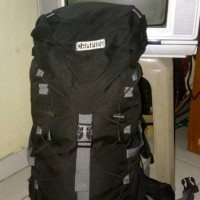 Tas second bekas Carriel Gunung Outdoor merk camping import