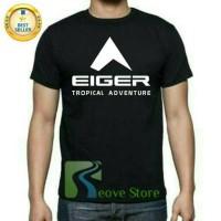 Kaos T-Shirt Eiger Tropical Adventure - Reove Store