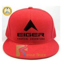 Topi Snapback Eiger Tropical Adventure - Reove Store