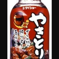 daisho yakitori sauce / saus yakitori/ teriyaki sauce