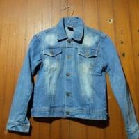 Jual Jaket Jeans / Denim Wanita Catenzo NU 076 Original Murah