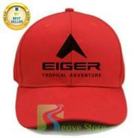 Topi Baseball Eiger Tropical Adventure - Reove Store
