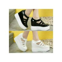 Jual Sepatu Wanita/Casual/Sneakers Wedges S2OG Murah