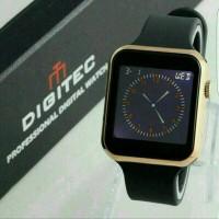 Jual Jam tangan Digitec pria dan wanita touch screen dg3049t Original Murah