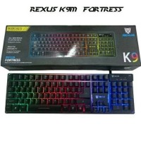 Harga Keyboard Gaming Rexus K9 | WIKIPRICE INDONESIA