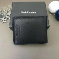 Jual Dompet Pria Hush Puppies HPU5001BK Black Original Sale Murah
