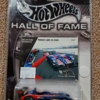 hot wheels hall of fame edisi terbatas 661