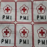 bordir logo PMI
