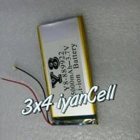 Baterai/Battery Tablet Speedup TA-735 / 2 Kabel