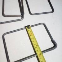 jual cincin besi beton begel sengkang atau ring ukuran10x15cm besi 6mm