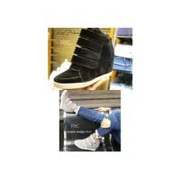 Jual Sepatu Wanita/Casual/Boot/Kets/Sneakers Wedges PP4 Murah