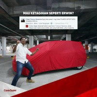 Harga cover mobil outdoor superior suzuki x over anti air 85 | Pembandingharga.com