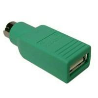 KONEKTOR USB TO PS 2 BAGUS