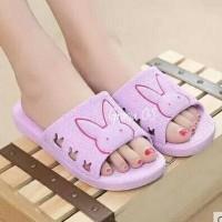 Jelly Sandal Premium Kids Cute Bunny - Sandal karet - Sandal Anak
