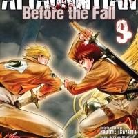 Jual LC: Attack on Titan Before The Fall 09 Murah