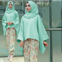 model baju mini dress terkini dan murah KEBAYA BATWING