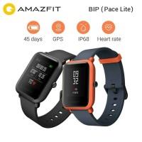 Jual Smartwatch Xiaomi Amazfit 3 Bip Bit Pace Lite GPS ( Mi Band 2 / Sony ) Murah