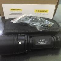 Nitecore EF1 explosion proof flashlight/senter