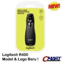 Logitech r400 Wireless Presenter Red Laser Pointer Wireles
