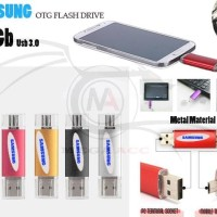 Jual Flashdisk Samsung Dual/ Otg Usb 2.0/3.0 ( 64 GB ) Diskon Murah