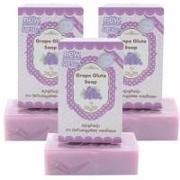 Jual promo bulan ini Gluta Grape Soap by Wink White Murah