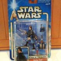 Jual Star Wars Attack Of The Clones - AOTC - Boba Fett Kamino Escape  Murah