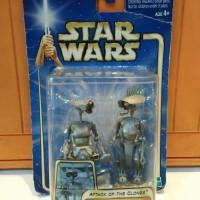 Jual Star Wars Attack Of The Clones - AOTC -SP4 Dan JN66 Research Droids Murah