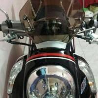 WindShield/Visor Variasi Tameng Motor Scoopy Lama/Scopy FI