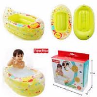 Jual maiinan anak berkualiitas Fisherprice Inflatable Bath Tub Murah