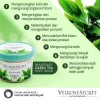 Jual Lulur Wajah Nature Organic Greentea Murah