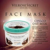 Jual Lulur Wajah Nature Organic Choco Oat Milk Murah
