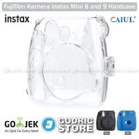 Fujifilm Instax 8 Hardcase - Transparent (Bening)