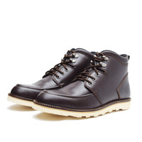 Sepatu Boots / boot pria kulit asli- murah keren gaul handmade bandung