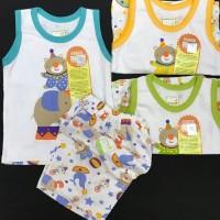 Harga setelan kutung xl playful 12 24m baju tidur piyama velvet junior | antitipu.com