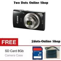 Canon Ixus 185 + Memory & Tas / Kamera Digital Ixus185 Pocket Camera