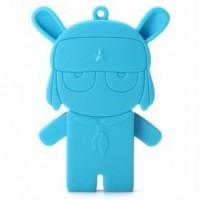 Jual Xiaomi Portable Mitu Flashdisk USB 3.0 OTG U Disk 16GB Blue Murah