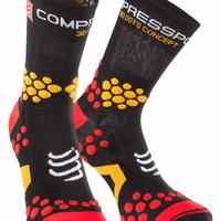 Compressport Pro Racing Trail Run Socks V2 (Black) xx