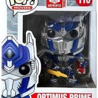 Funko Pop! Movies Transformers - Optimus Prime W/ Sword Excl Terbaru