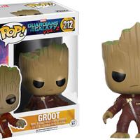 Jual Funko Pop! Guardian Of The Galaxy - Angry Little Groot Terbaru Murah