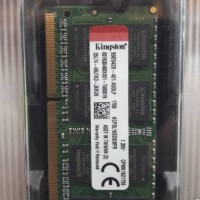 Kingston 8GB Sodimm DDR3L - Memory Ram Laptop - KCP3L16SD8/8FR