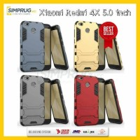Case Armor Robot Xiaomi Redmi 4X 2GB 16GB 3GB 32GB Ironman Redmi4X 4 x